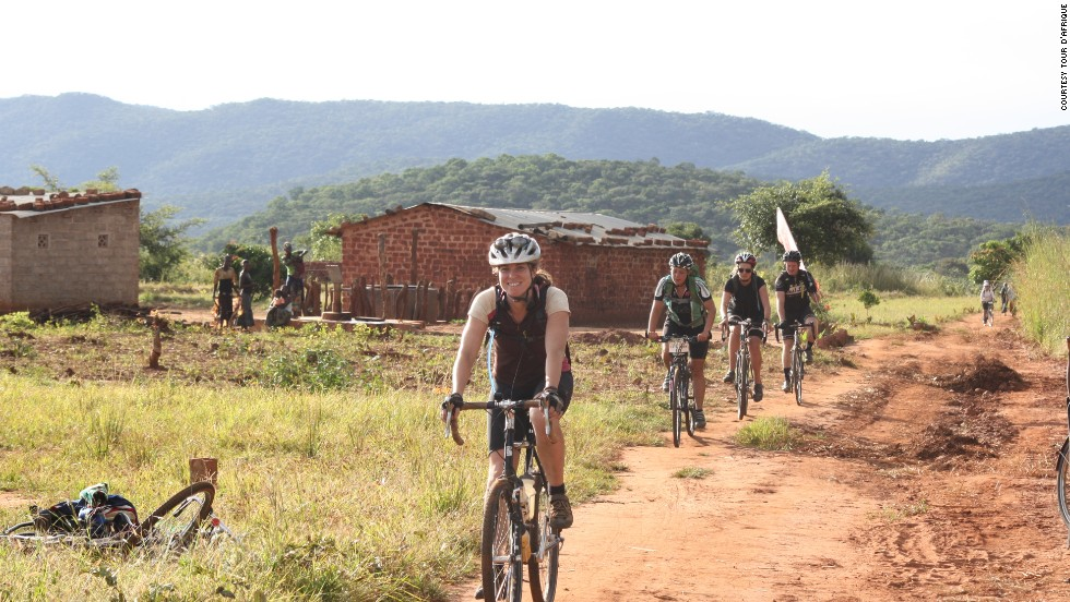 Tanzania Biking & Cycling  Safari: