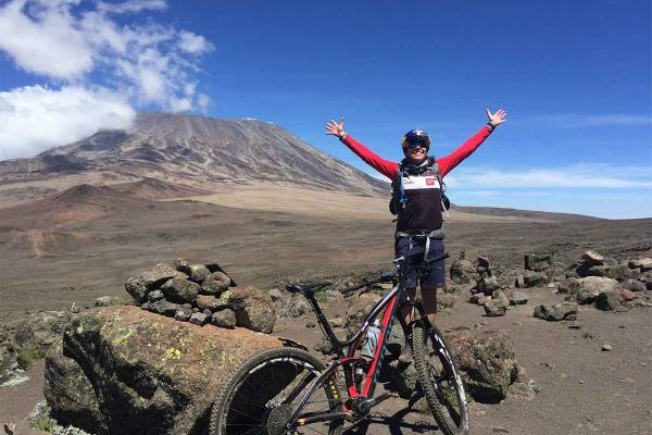 Tanzania Biking & Cycling Safari